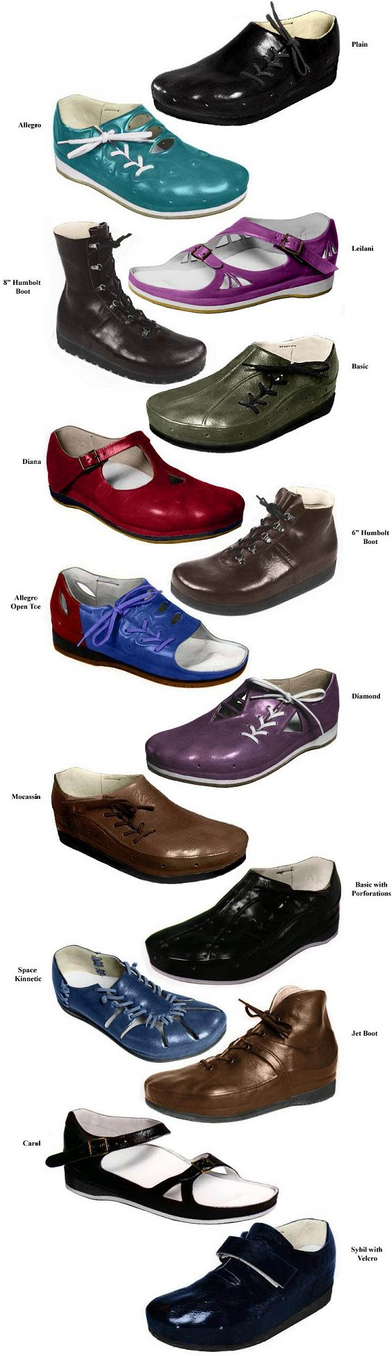 custom shoe provides the ultimate in comfort for your feet
